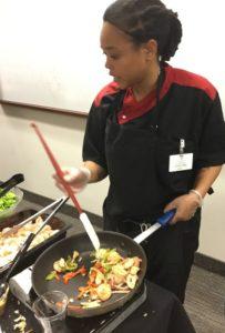 Garnett Hill Rehabilitation and Skilled Care Senior Dining
